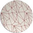 rug #947104   round graphic rug
