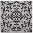rug #949577 | square red-orange damask rug