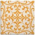 rug #949721 | square white damask rug