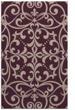 rug #950245 |  pink damask rug