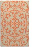 rug #950293 |  beige damask rug