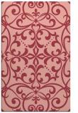 rug #950309    pink rug