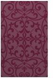 rug #950319 |  damask rug