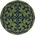 rug #950489 | round rug