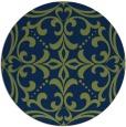 rug #950490 | round rug