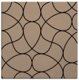 rug #952977 | square beige stripes rug