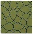 rug #953009 | square blue abstract rug