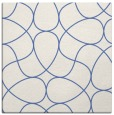 rug #953013   square blue abstract rug