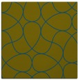 rug #953045 | square green abstract rug