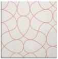 rug #953193 | square white stripes rug