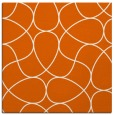 rug #953241 | square red-orange abstract rug