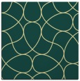 rug #953289 | square yellow abstract rug
