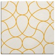 rug #953309 | square light-orange popular rug