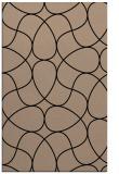 rug #953697 |  black abstract rug