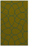 rug #953765 |  green graphic rug