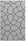 rug #953897 |  orange retro rug