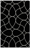 rug #953965 |  black stripes rug