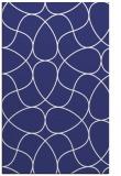rug #953973    blue retro rug
