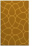 rug #954005 |  light-orange stripes rug