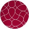 rug #954166 | round retro rug