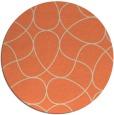 rug #954254   round retro rug