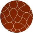 rug #954256   round stripes rug