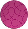 rug #954261 | round abstract rug
