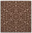 rug #956583 | square traditional rug
