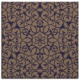 rug #956673 | square beige traditional rug