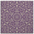 rug #956749 | square beige geometry rug