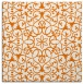 rug #956769   square orange geometry rug