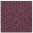 rug #956797 | square purple traditional rug
