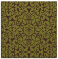 rug #956801 | square purple traditional rug