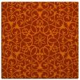 rug #956830   square damask rug