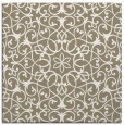 rug #956865 | square white traditional rug