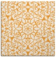 rug #956921 | square light-orange traditional rug