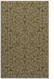 rug #957401 |  brown traditional rug