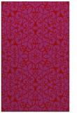 rug #957545 |  red geometry rug