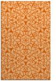 rug #957553    red-orange rug