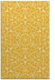 rug #957589 |  yellow rug