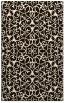 rug #957597 |  brown traditional rug
