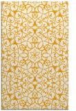 rug #957629 |  light-orange traditional rug