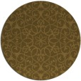 rug #957668 | round traditional rug