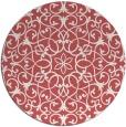 rug #957876 | round geometry rug