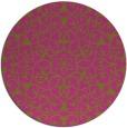 rug #957981   round damask rug