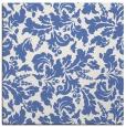 rug #958413 | square blue natural rug