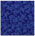 rug #958469   square blue-violet natural rug