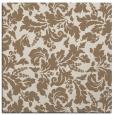 rug #958517 | square beige natural rug