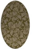 rug #958842   oval natural rug