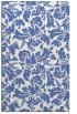 rug #959133 |  blue natural rug